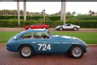 1950 Ferrari 166 LeMans image.