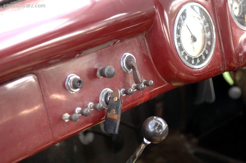 1950 Ferrari 195 Inter Image