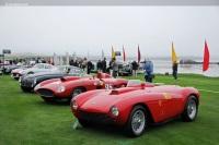 1954 Ferrari 500 Mondial image.