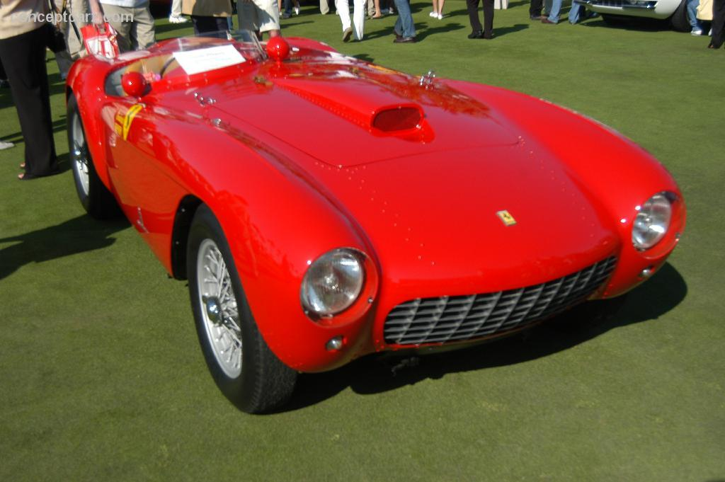 auction results and data for 1954 ferrari 500 mondial. Black Bedroom Furniture Sets. Home Design Ideas