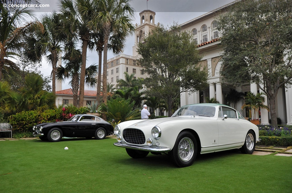 Ferrari 250 Europa GT pictures and wallpaper