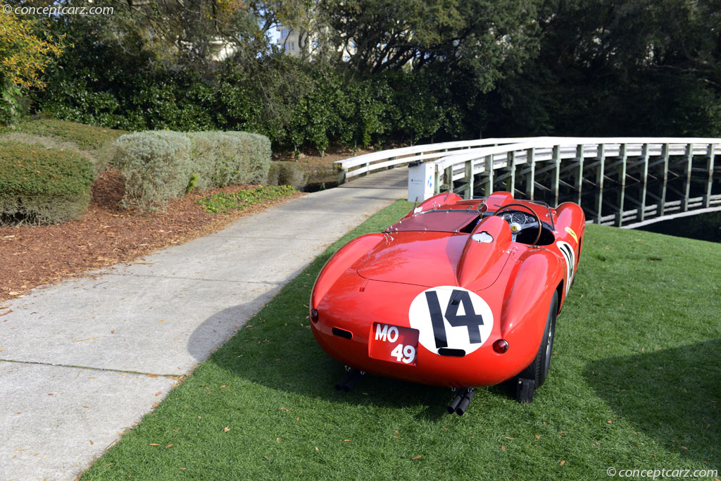 Ferrari 290 MM pictures and wallpaper