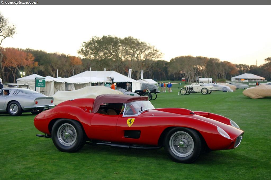 Spa Grand Prix >> 1957 Ferrari 335 Sport - conceptcarz.com