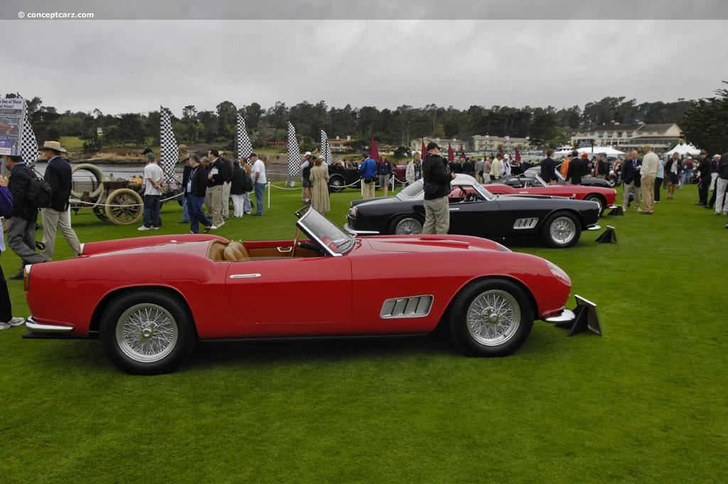 Auto Auction California >> 1957 Ferrari 250 GT California - conceptcarz.com