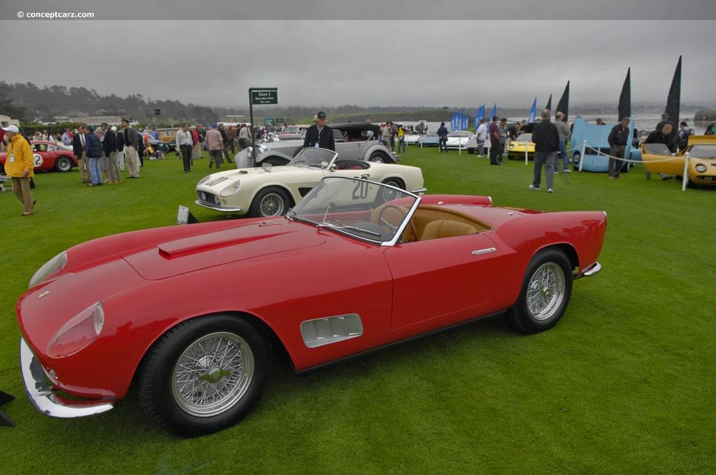 1957 ferrari 250 gt california. Cars Review. Best American Auto & Cars Review