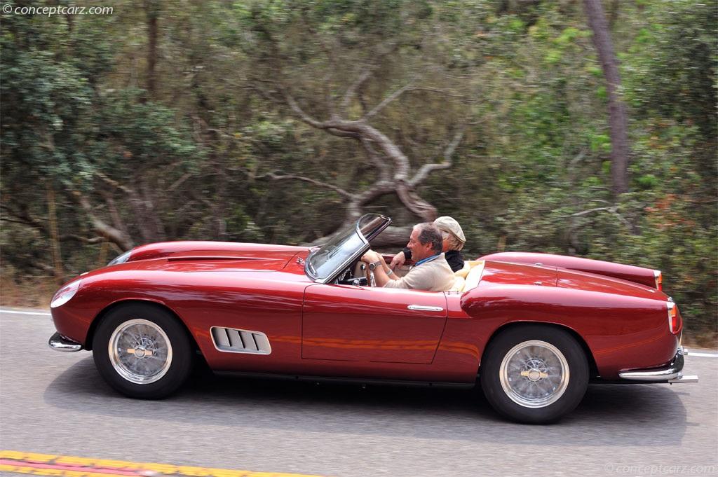 1957 Ferrari 250 GT Ca...