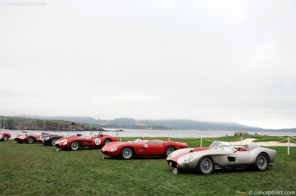Ferrari 250 TR pictures and wallpaper