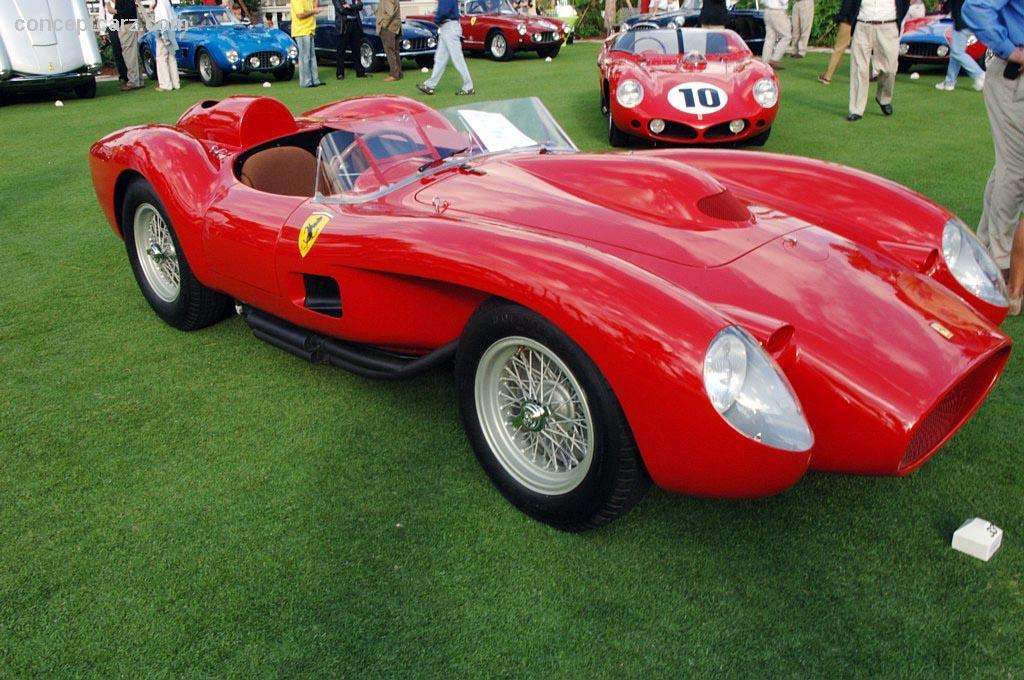 1957 Ferrari 250 TR - conceptcarz.com