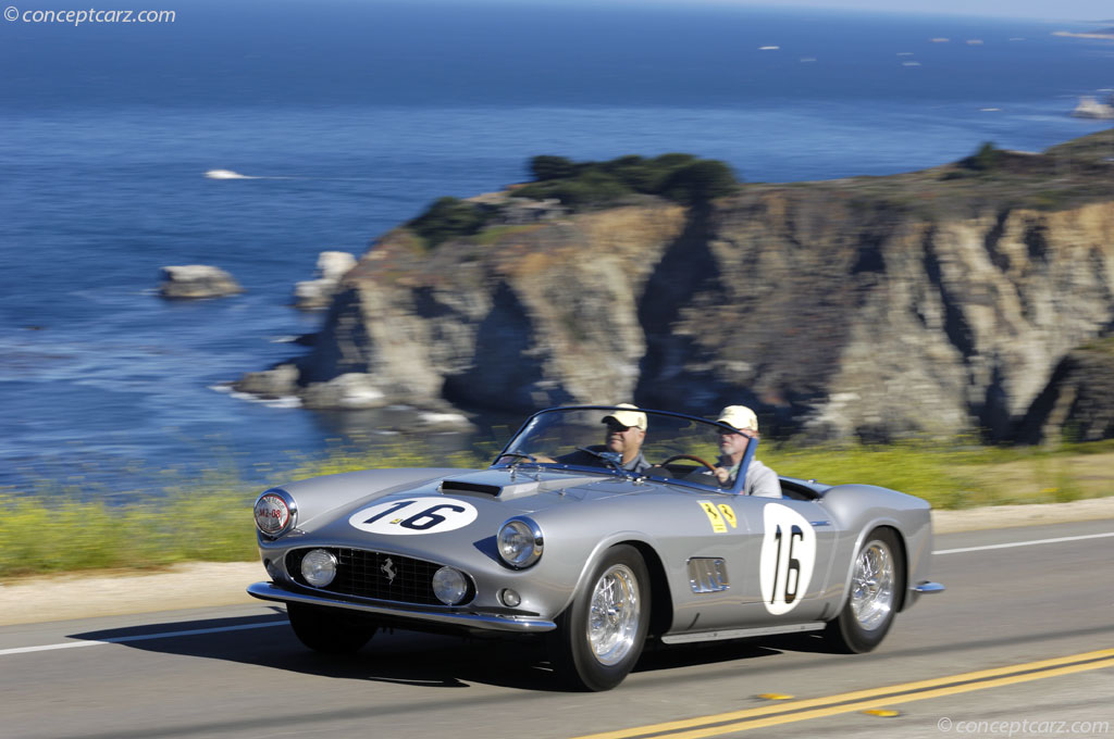 Ferrari 250 GT California pictures and wallpaper