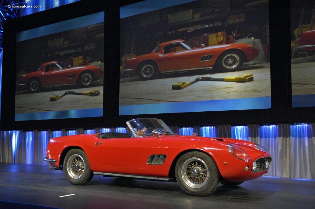 1960 Ferrari 250 GT California Image