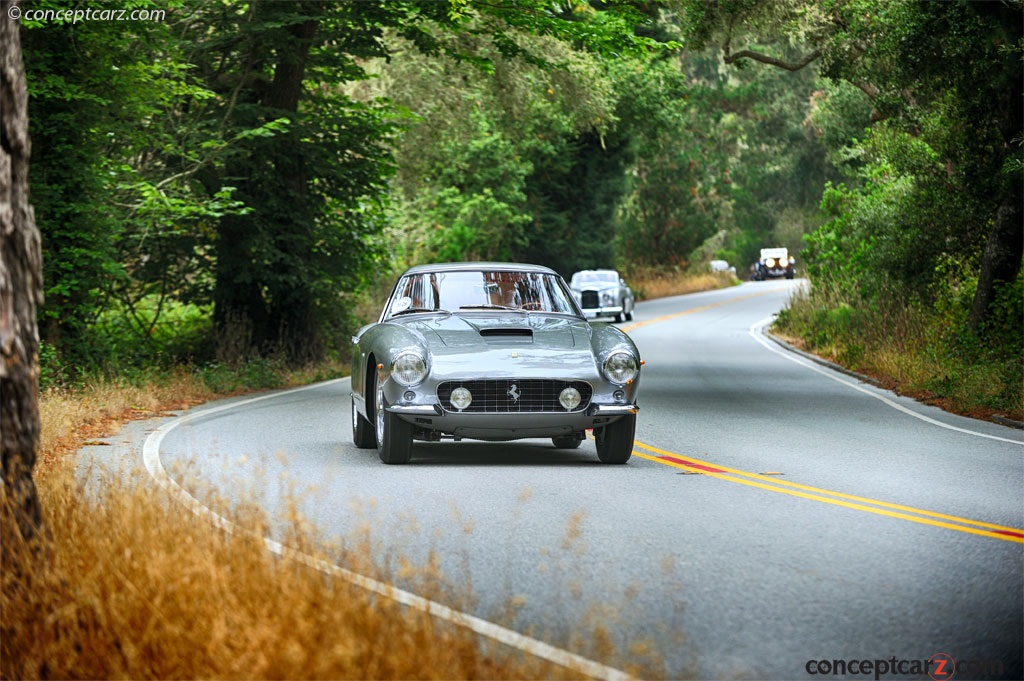 Ferrari 250 GT SWB pictures and wallpaper