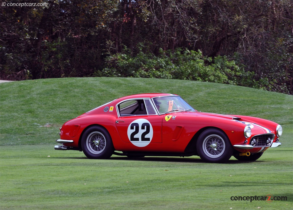 ferrari 250 gt swb vehicle information by bodystyle. Black Bedroom Furniture Sets. Home Design Ideas