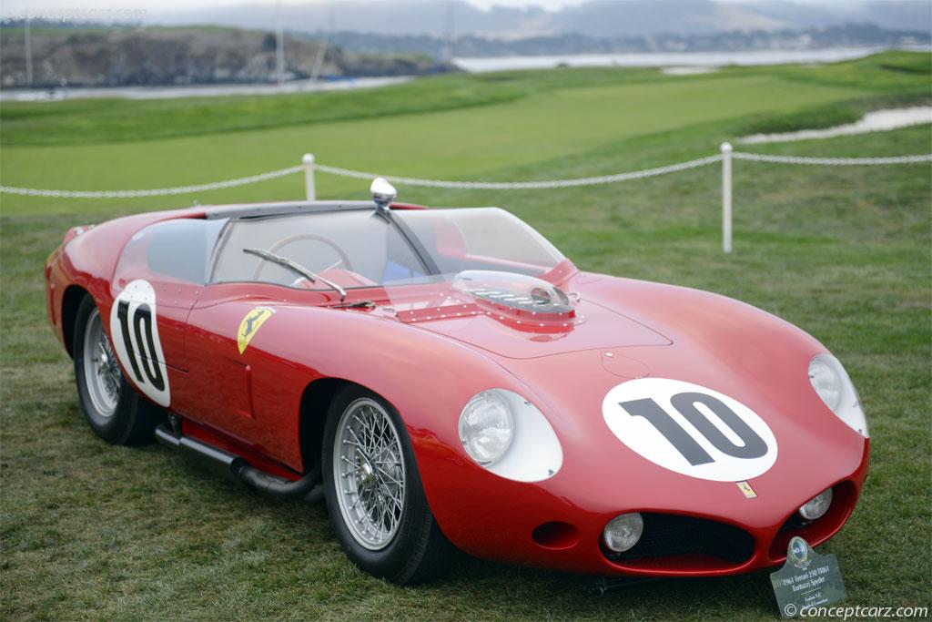 Ferrari 250 TRI61 &#39-01.1961
