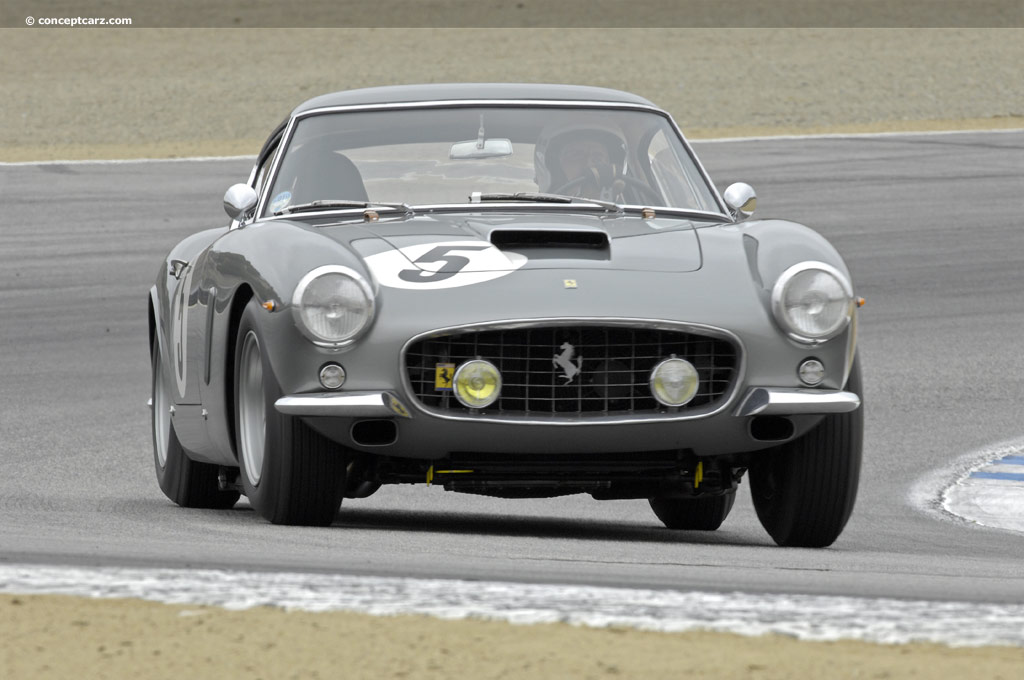 Ferrari 250 GT SWB Competition pictures and wallpaper