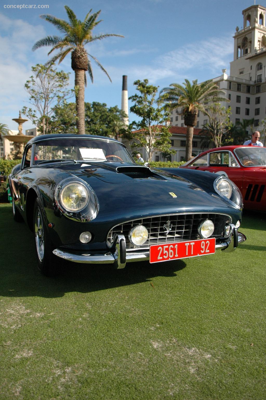 1961 Ferrari 250 Gt California Conceptcarz Com