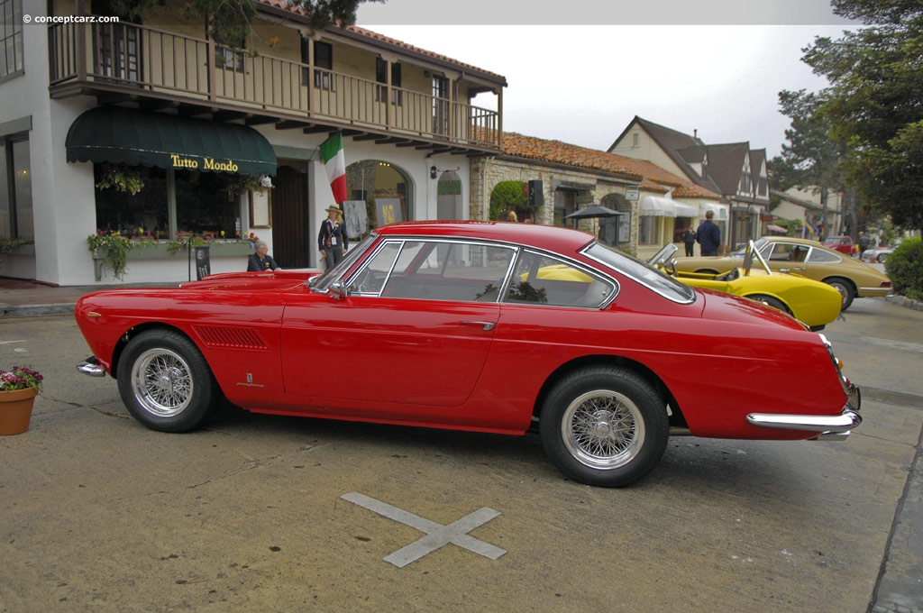 Auction Results And Data For 1962 Ferrari 250 Gte