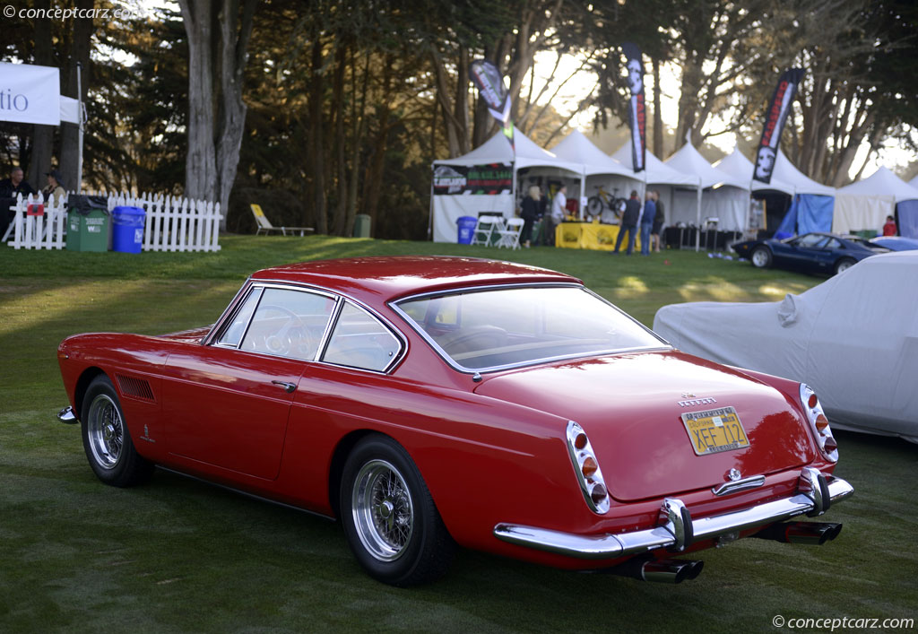 1962 Ferrari 250 Gte Image Chassis Number 3509 Gt