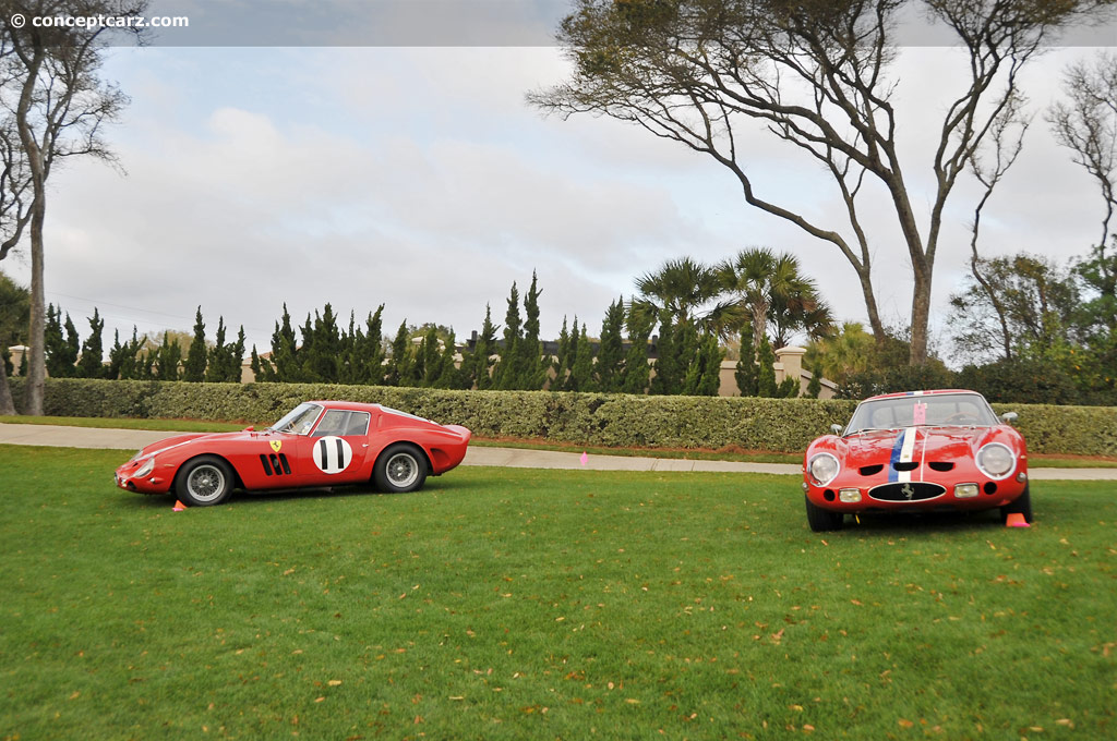 Ferrari 250 GTO pictures and wallpaper