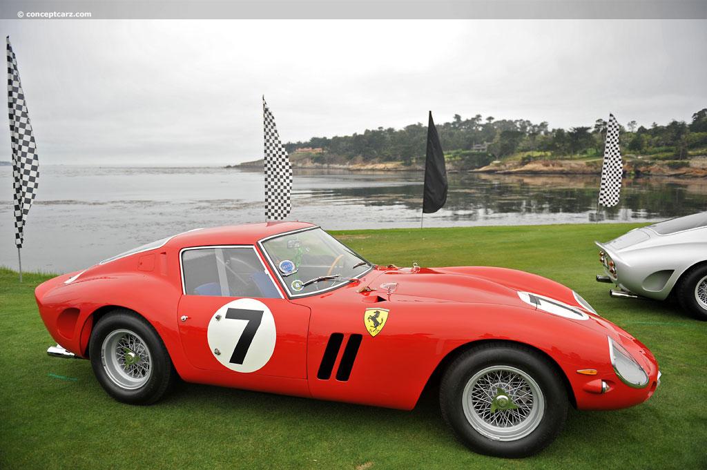 Mike Auto Sales >> 1962 Ferrari 330 GTO - conceptcarz.com
