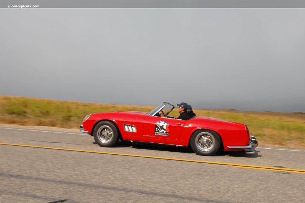 1963 Ferrari 250 GT California Image