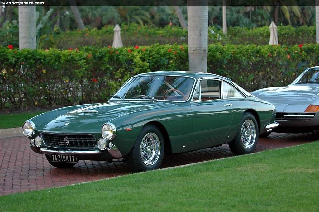 1963 Ferrari 250 Gt Lusso Conceptcarz Com