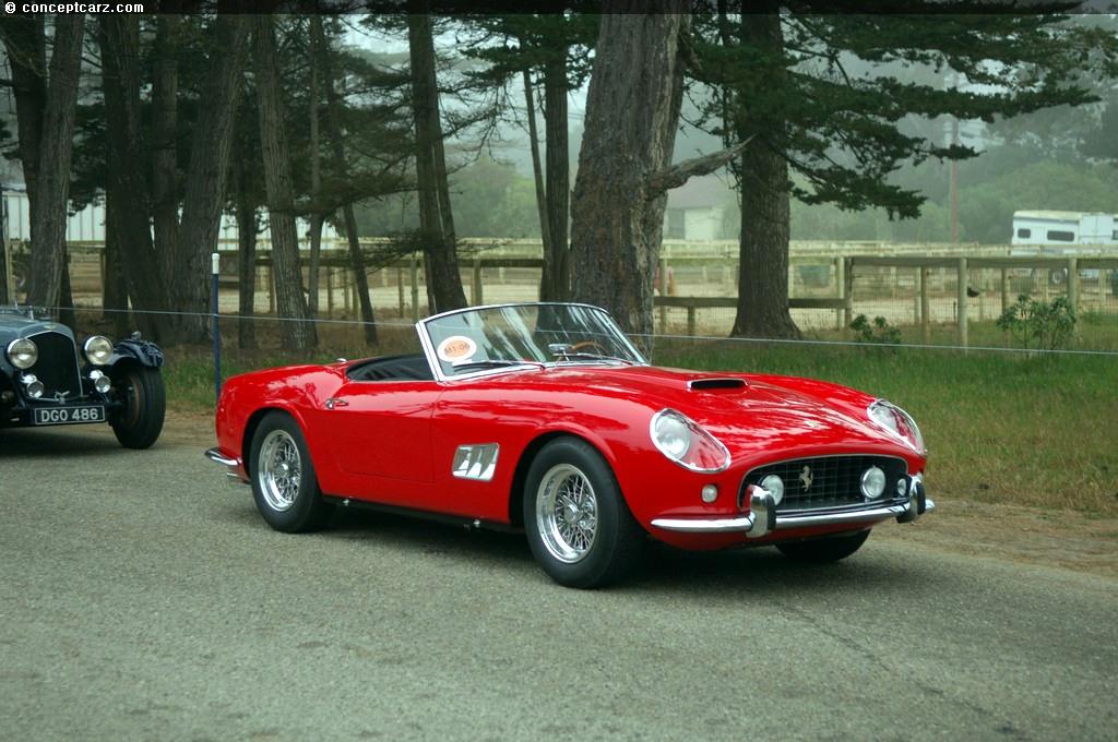 1963 ferrari 250 gt california. Cars Review. Best American Auto & Cars Review