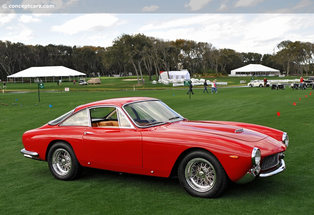 Auction Results And Data For 1964 Ferrari 250 Gt Lusso