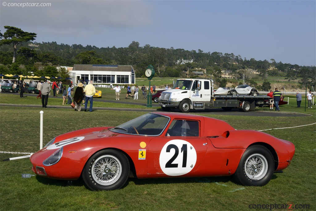 auction results and data for 1964 ferrari 250 lm. Black Bedroom Furniture Sets. Home Design Ideas