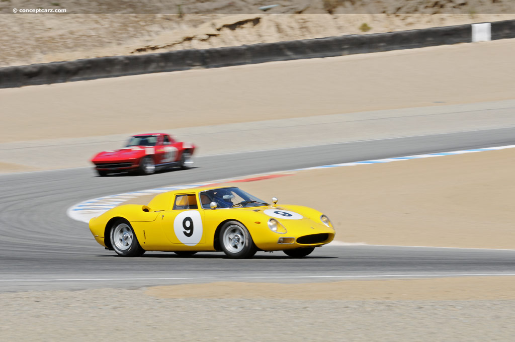Ferrari 250 LM pictures and wallpaper