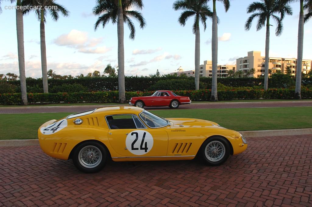 Ferrari 275 GTB Competition pictures and wallpaper