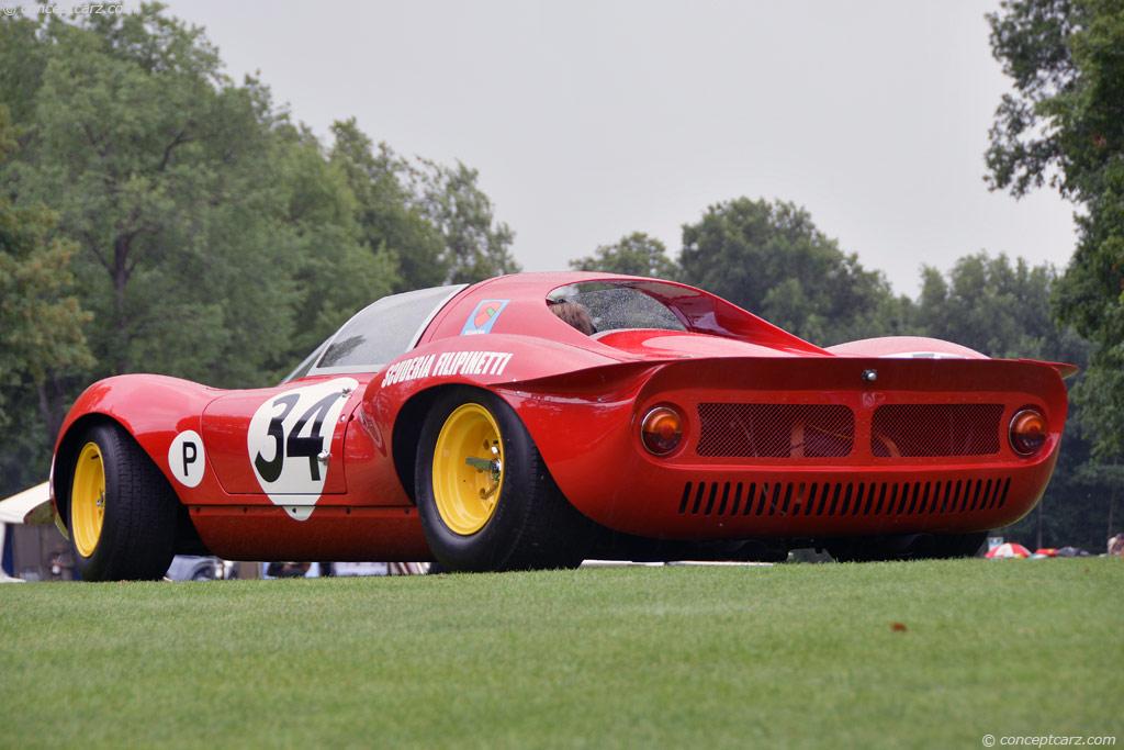 1966 Ferrari 206 S - conceptcarz.com