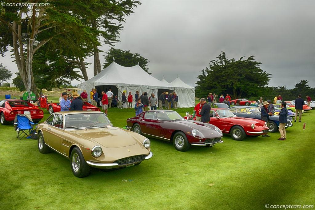 Ferrari 330 GTC pictures and wallpaper