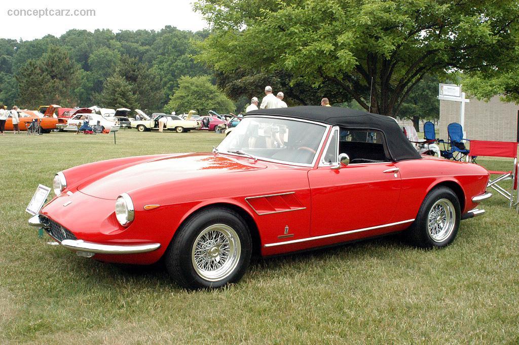 1967 Ferrari 330 GTC - Silver Arrow Cars Ltd.