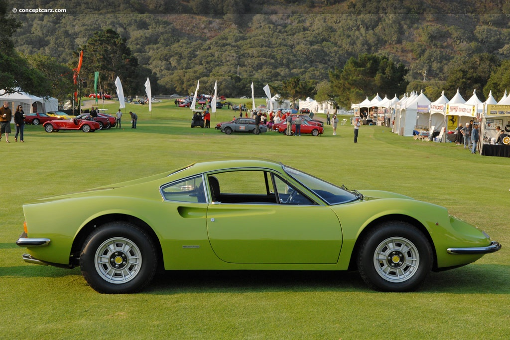 Ferrari Dino 246 GT pictures and wallpaper