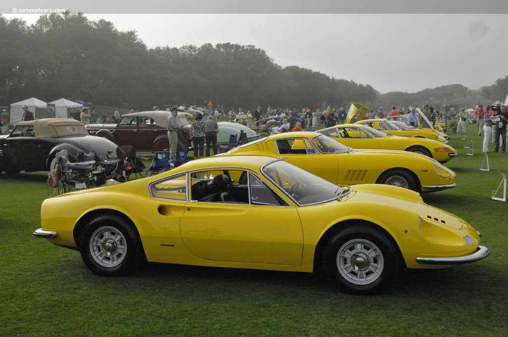 auction results and data for 1970 ferrari dino 246 gt. Black Bedroom Furniture Sets. Home Design Ideas
