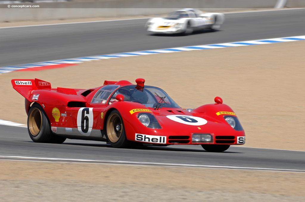 1970 Ferrari 512 S Conceptcarz Com