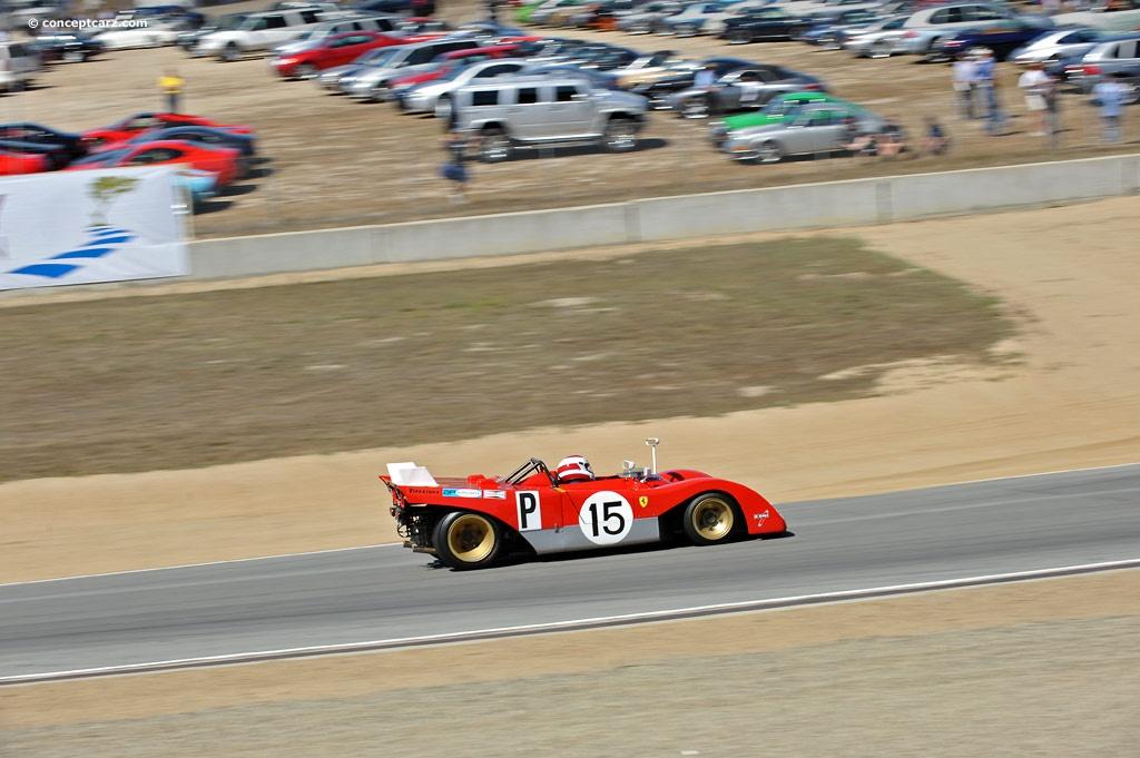 1971 Ferrari 312PB Image