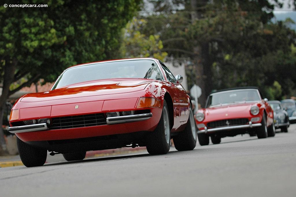 Ferrari 365 Daytona pictures and wallpaper