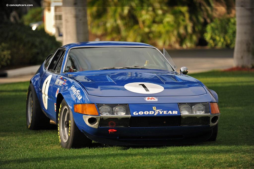 1971 Ferrari 365 GTB/4 Daytona Competitizione Image
