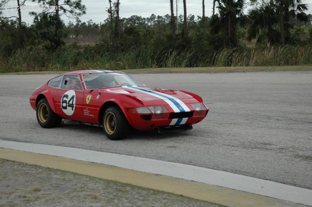 1971 Ferrari 365 GTB/4 Daytona Competitizione photos