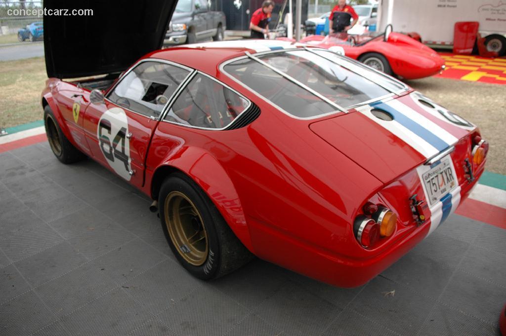1971 Ferrari 246 GT - Car Photo and Specs