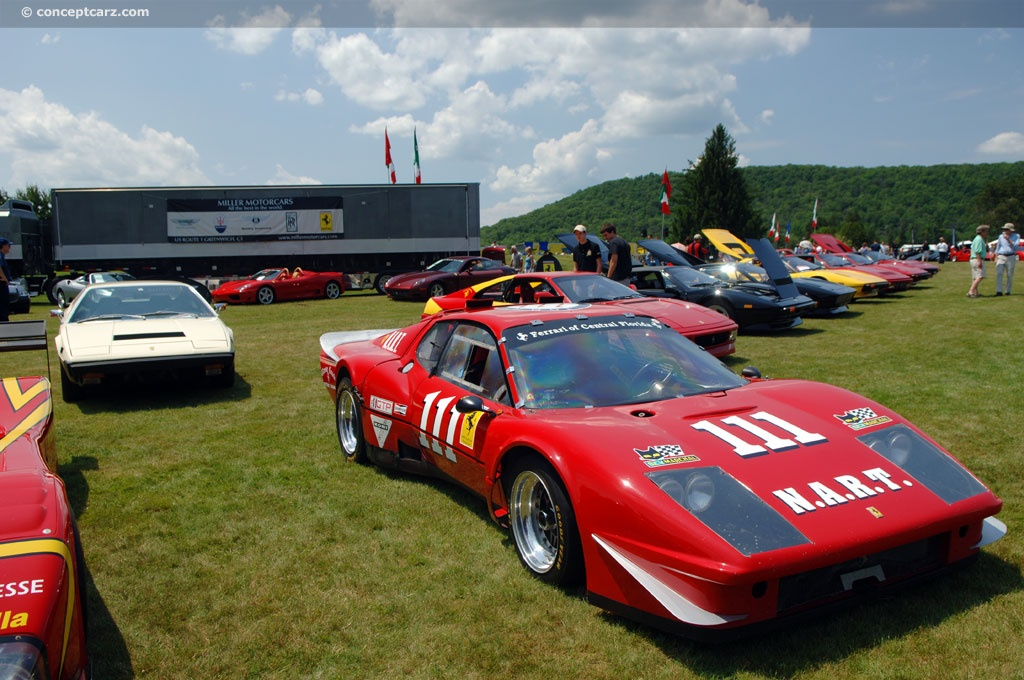 photo ferrari 365 gt4 bb 1974