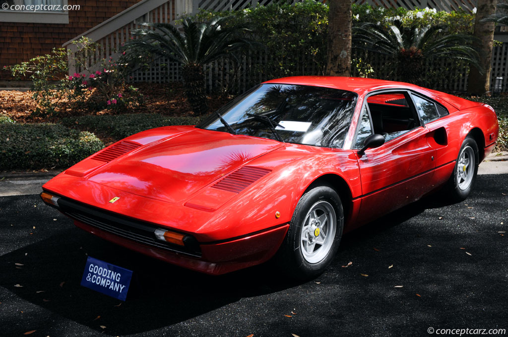 auction results and data for 1976 ferrari 308 gtb. Black Bedroom Furniture Sets. Home Design Ideas