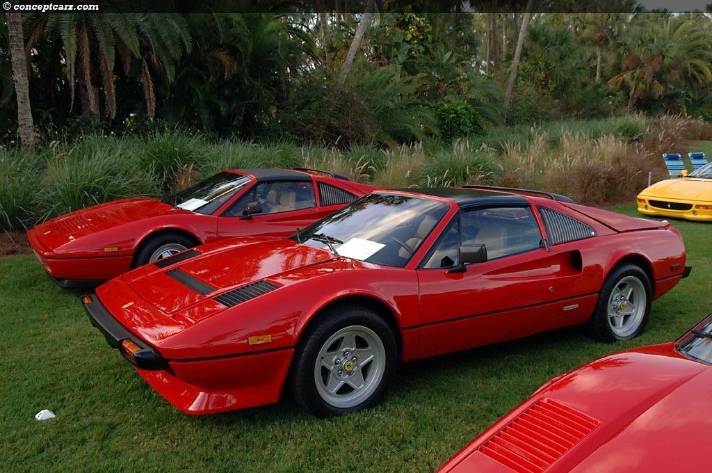 Ferrari 308 Review: 1975 to 1985