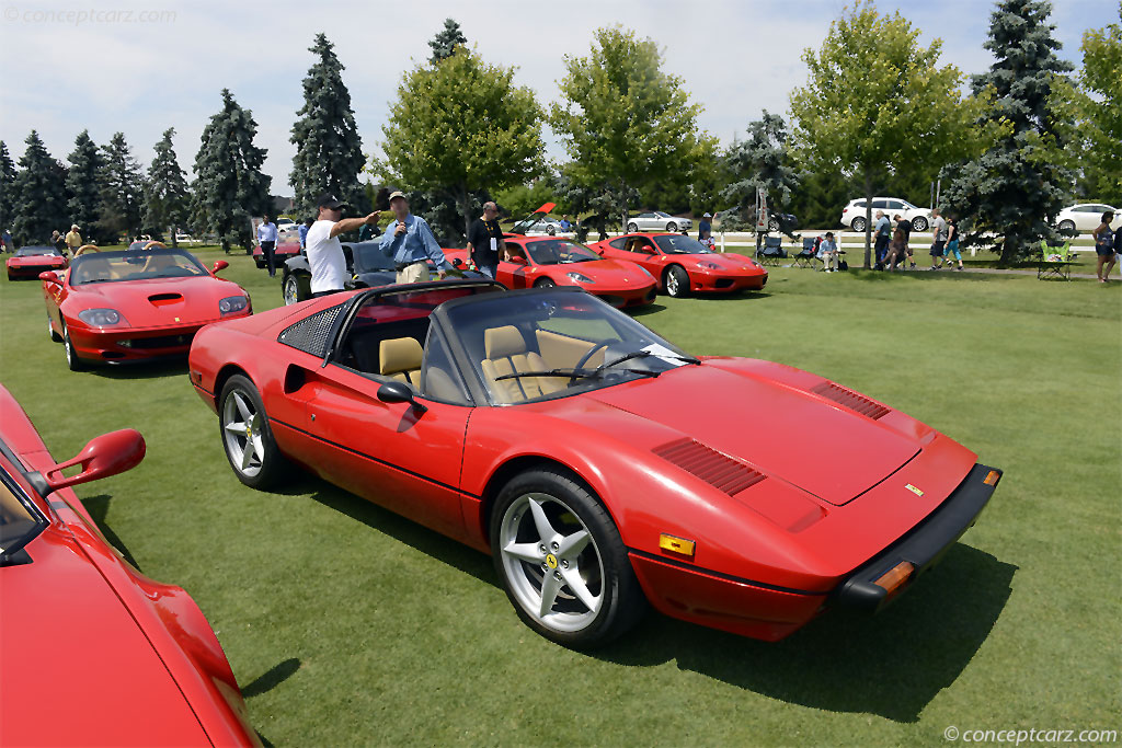 Auction results and data for 1978 Ferrari 308 GTS  conceptcarzcom
