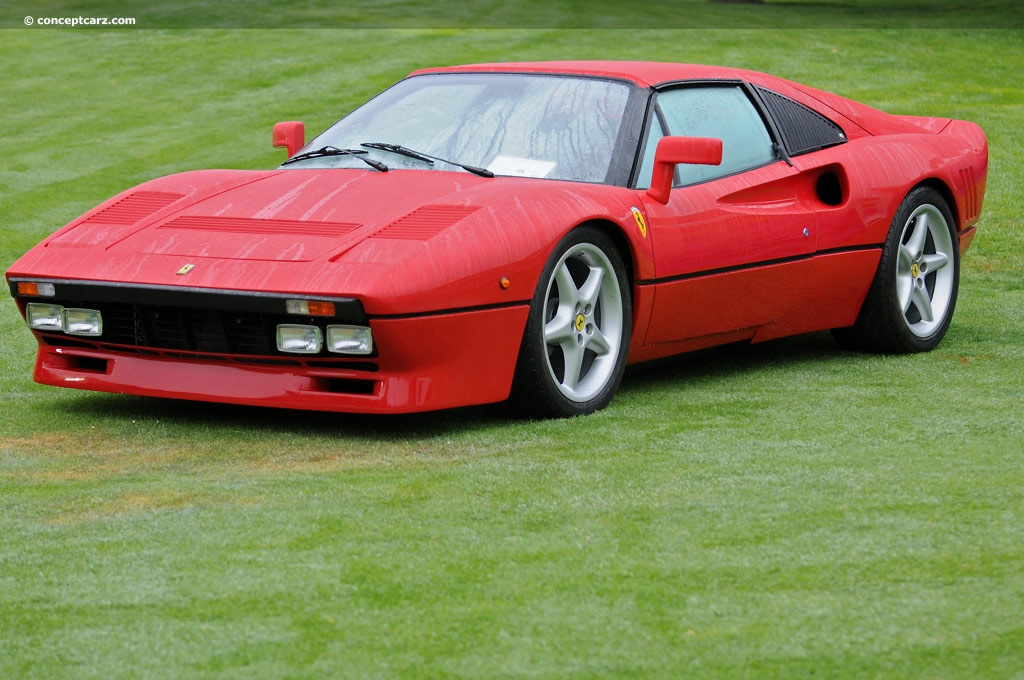 1980 Ferrari 308 Pictures History Value Research News