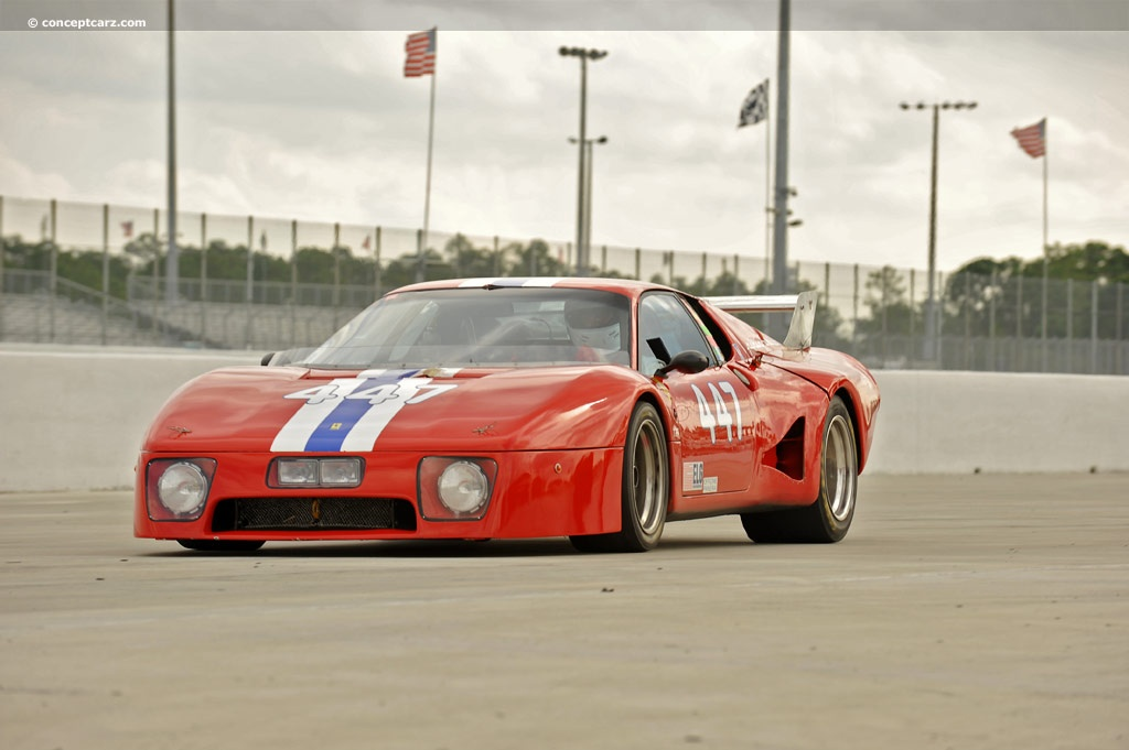 Auction results and data for 1980 Ferrari 512 BBLM  conceptcarzcom