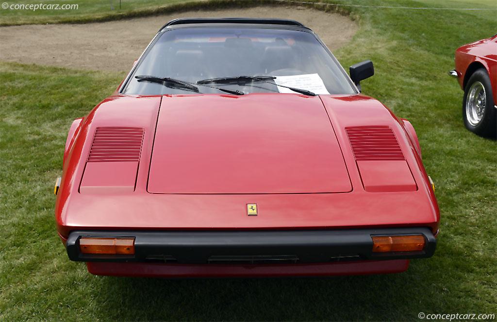Auction results and data for 1981 Ferrari 308  conceptcarzcom