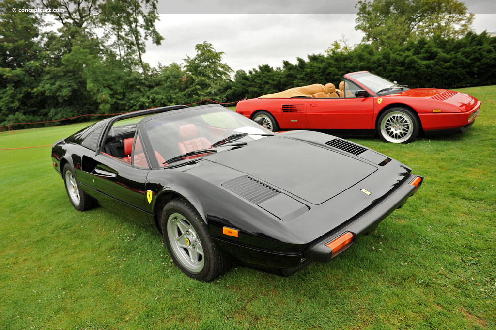 1982 ferrari 308i gts. Black Bedroom Furniture Sets. Home Design Ideas