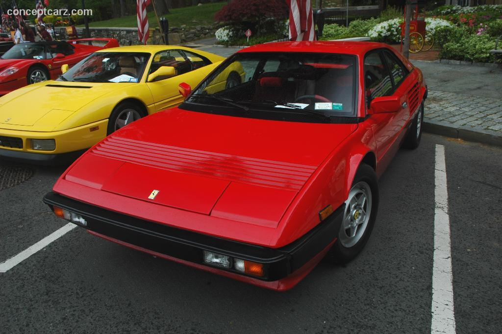 1982 ferrari mondial 8 at the carlisle import kit replica nationals. Black Bedroom Furniture Sets. Home Design Ideas